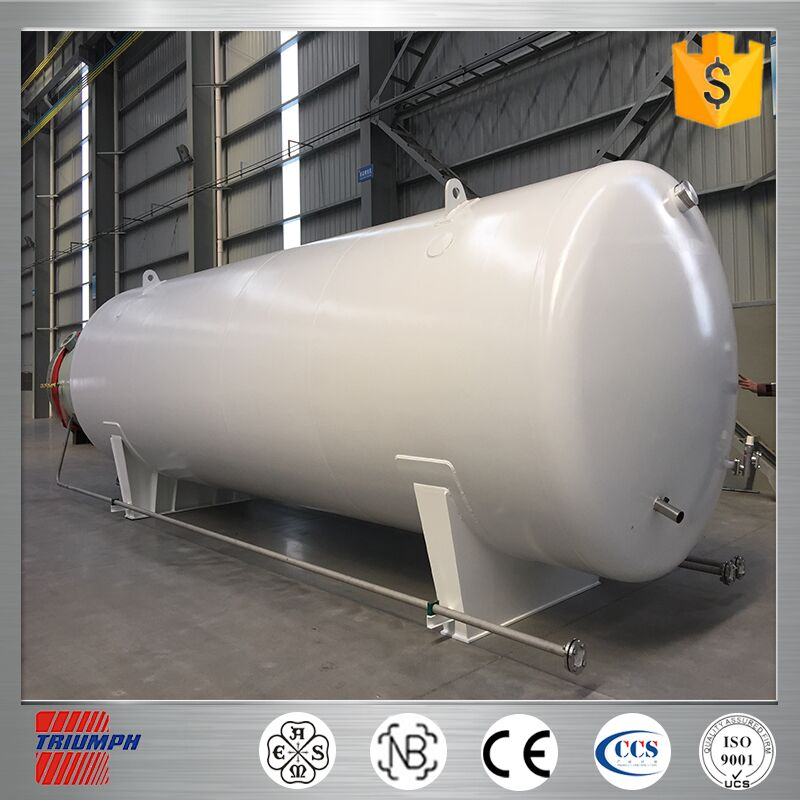 hot sale ISO certificate cryogenic natural gas storage tanks