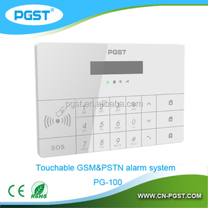 PG-100 TCP/IP GSM Home Alarm Security Automation System, CE&Rohs