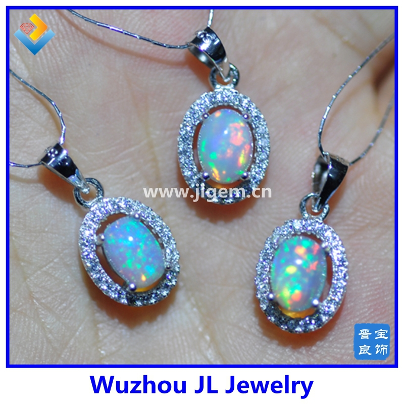 925 silver diamond jewelry natural opal fire beads ethiopia opal 925 silver diamond jewelry natural opal fire beads ethiopia opal diamond pendant aloadofball Images
