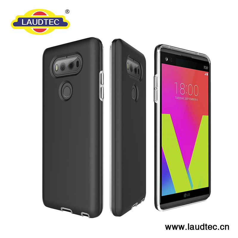 Shock Absorptive Scratch-resistant Extreme Impact Case for LG V20