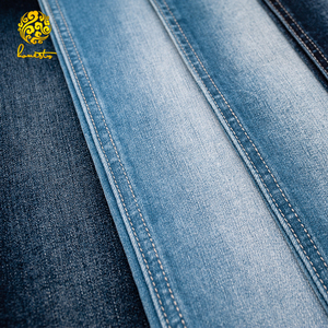 Manufacture 100% cotton diesel strech jeans men fabric