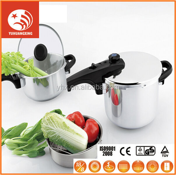 Glass Lid Multifuction Automatic Pressure Cooker