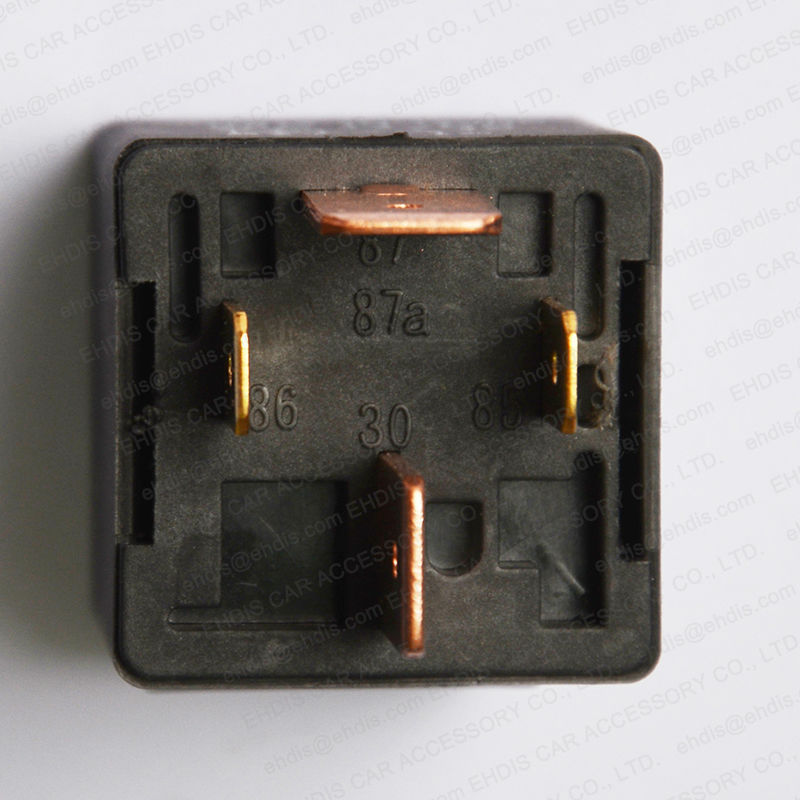 Relay Switch 12 To 24 Volt Dc Relays Pictures To Pin On Pinterest