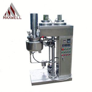Price Small Shampoo Making Machine ultrasound gel manufacture machine paste  mixing machine equipment