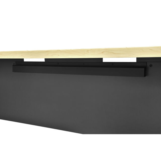새로운 일본 현대적인 디자인 나무 사무실 가구 사용 CEO 테이블 ...
