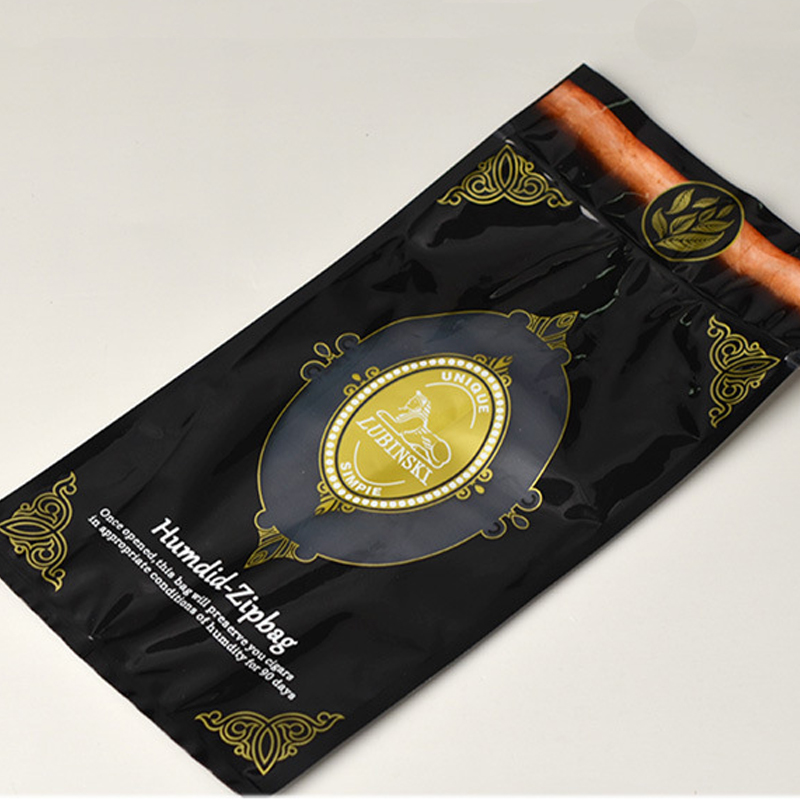 The high quality material custom packaging for cigar