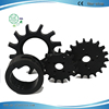Factory customized plastic injected mould the small plastic goods with pom plastic gears