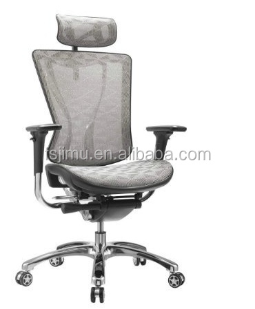 High quality swivel chair adjustable reclining ergonomic mesh office chair