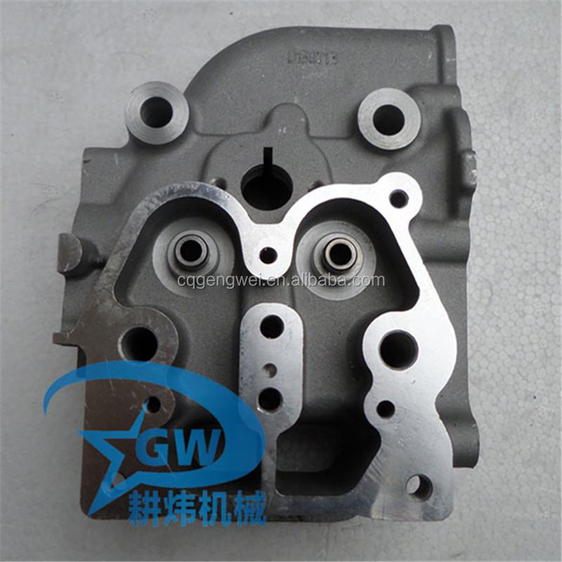 diesel engine parts 186FA cylinder head for KAMA engine