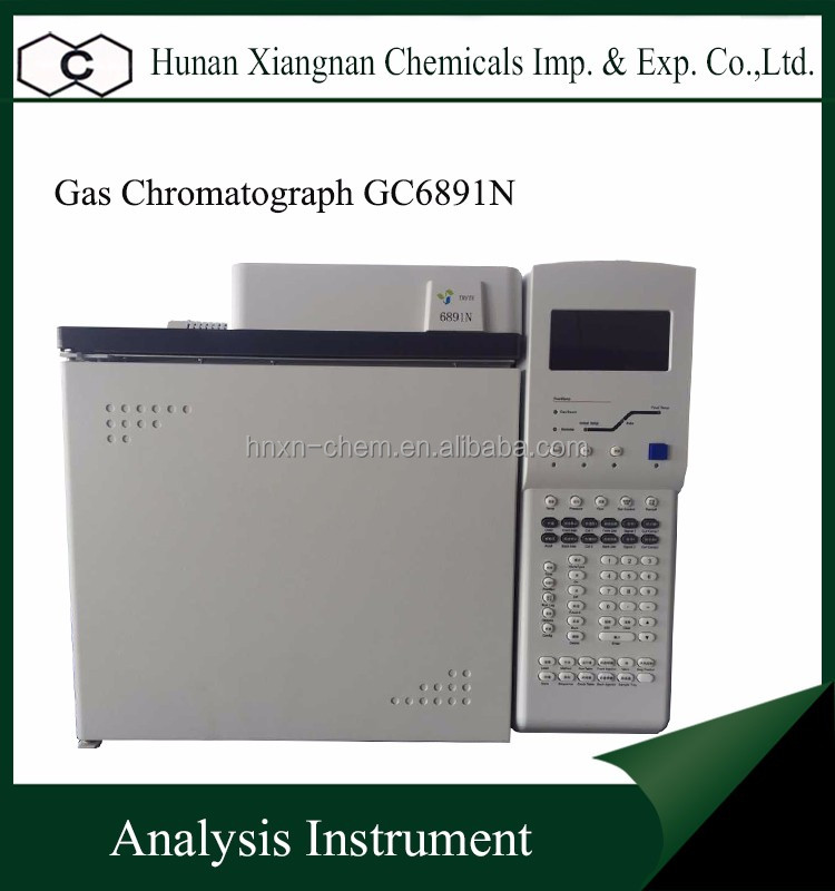 With Detector FID or TCD New Gas Chromatography