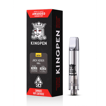 Top Quality 1 0ml 710 King Pen Cartridge With Kp Logo Ceramic Coil 510  Atomizer Cbd Vape Pen With Kp Box Packaging - Buy King Pen Atomizer,King  Pen