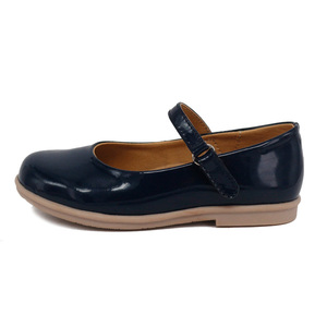 Choozii 2016 Navy Patent Leather Teenage Girls School Shoes