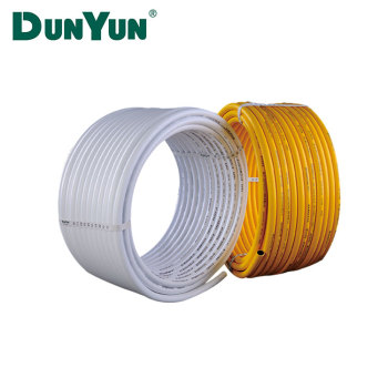 Hot sale polyethylene aluminum composite pex al pex multilayer pipe 16mm hot water pipe for natural gas cold and hot water