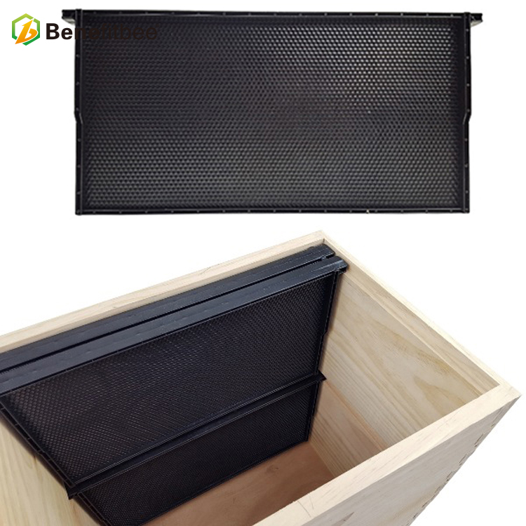 Apiculture Tools Fits 10&8 Frames Beekeeping Beehive Plastic Bee Frames with High Quality