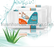 Natural Care Baby tender Wipes,OEM Baby Wet Wipes,free baby wipe samples CE FDA certificated!