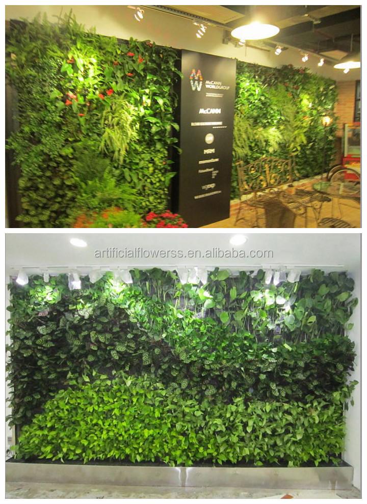 Top Grade Artificial Succulent Indoor Plant Green Wall