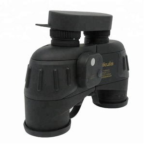 Black Porro Multi-Functional 7x50 Day Night Binoculars Nikula