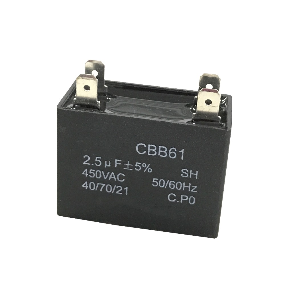 Fan Capacitor Cbb61 2 Wire, Fan Capacitor Cbb61 2 Wire Suppliers and ...