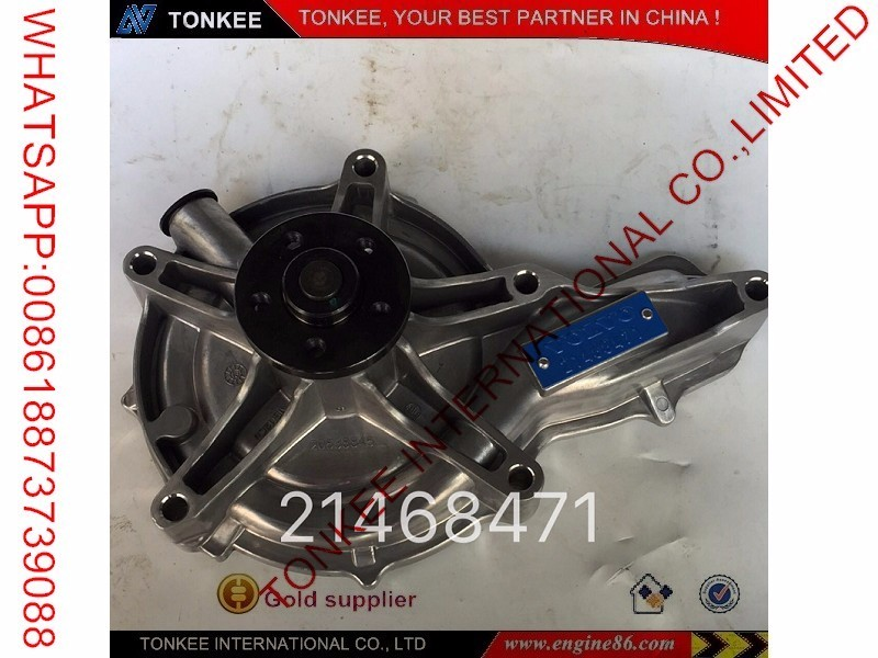 VOE20744939 20744939 voe21468741 21468741 water pump and coolant pump for EC380 EC480