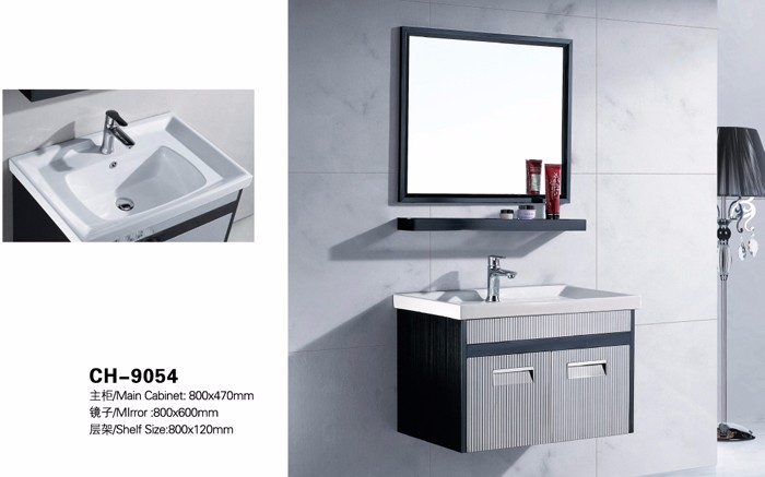Stainless Steel Bathroom Cabinet Supplier