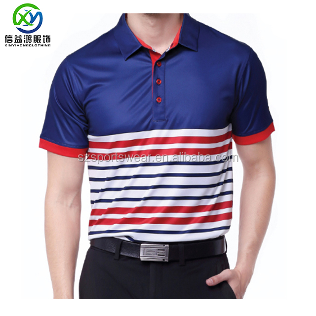 d6973515 High quality OEM/ODM Dry fit material mens New design polo T Shirt