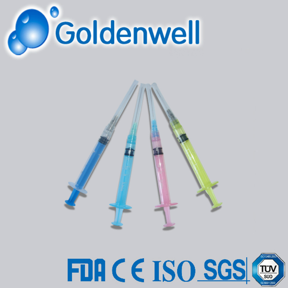 Colorful Disposable Syringe For Children (CE,ISO)