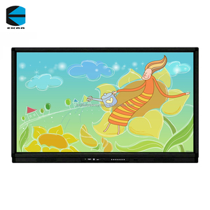 EKAA 3D touch screen all in one pc/ LCD TV PC monitor touch frame all in one PC ir touch screen