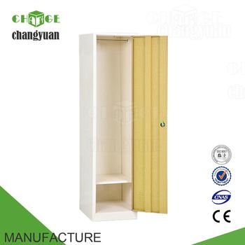 Steel Single Door Armoire Wardrobe For Hanging Clothes   Buy Single Door  Armoire Wardrobe,Armoire Wardrobe,Wardrobe For Hanging Clothes Product On  ...