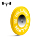 Factory Direct Sales Color Gym Weight Rubber Cover Barbell Plate