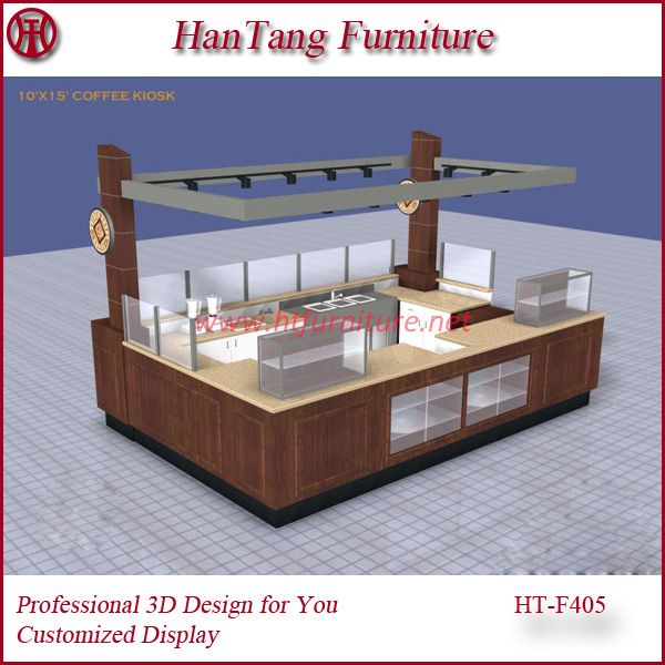 Shopping Mall Indoor Retail Ice Cream Showcase Kiosk Design With Doors And  Cabinets - Buy Ice Cream Showcase Kiosk,Ice Cream Showcase Kiosk
