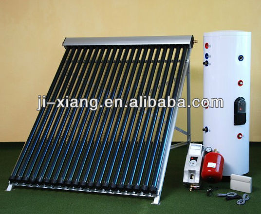 Seperated pressure bearing solar water heater --- SK/SRCC/CE/CCC certification/ISO