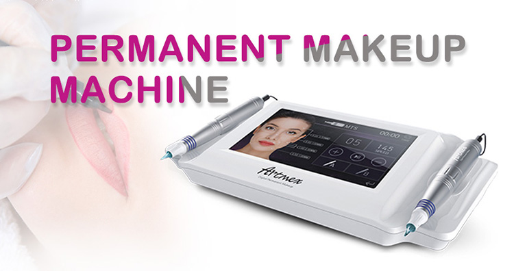 Neue ankunft permanent make-up maschine tattoo microblading
