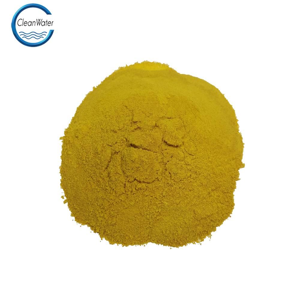 Inorganik kimyasal sanayi vietnam poli alüminyum klorür pac