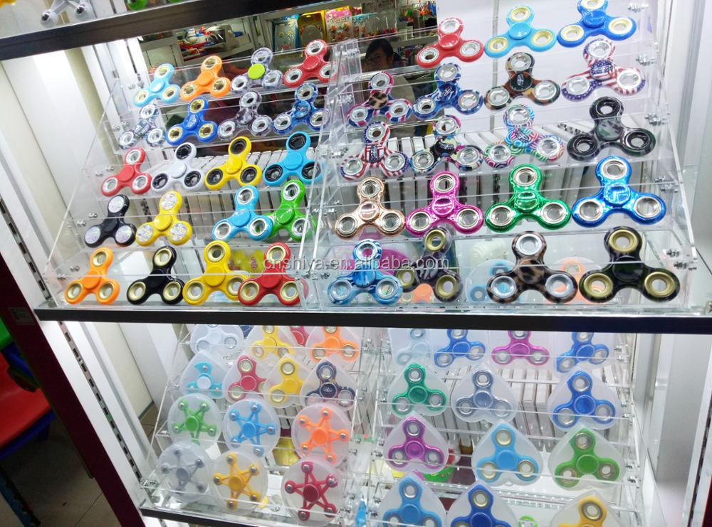 2018 New Toys : New inventions latest toy fidget spinner good quality