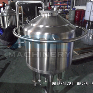 Yogurt Milk Fermentation Tank
