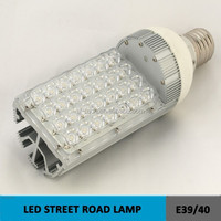 best quality ip65 outdoor yard garden road street lamp e40 holder 18w warm white cold white