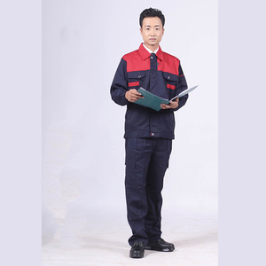 Classical style high quality polyester working uniform