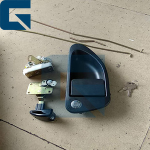 Excavator Spare Part R220LC-9S Door Lock Assembly