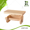 Professional Quality Wood Toilet Paper Holder Wholesale