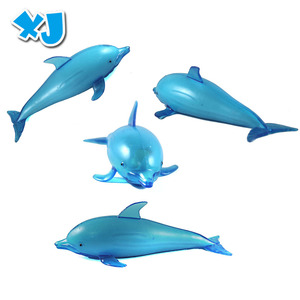 hot selling stress Dolphin squishy toys super light clay