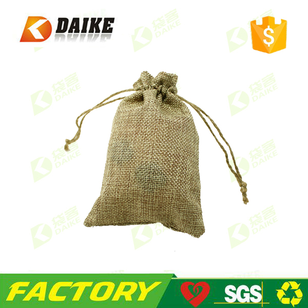 China wholesale jute bags importers thailand with high quality
