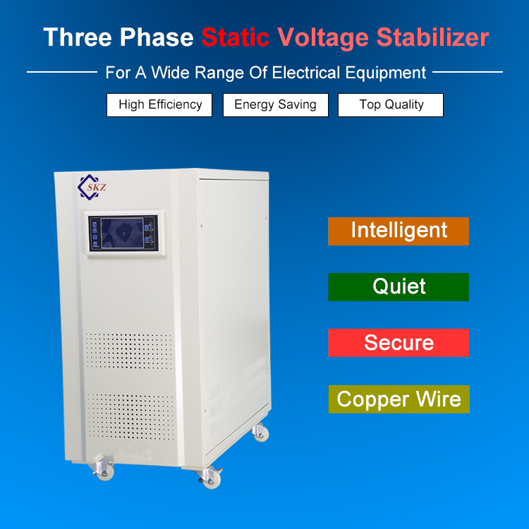 20KVA Three Phase Static Voltage Stabilizer