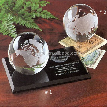 Mh 8076 80mm personalized crystal world map globeclear glass mh 8076 80mm personalized crystal world map globe clear glass crystal globe ball decorative gumiabroncs Choice Image