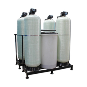 Factory Supply RUNXIN Automatic Valve Water Softener System