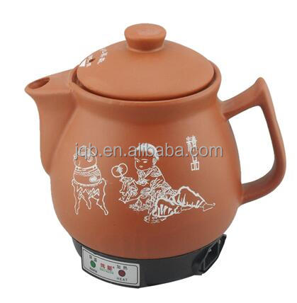 Electric Ceramic Kettle For Medicine Use