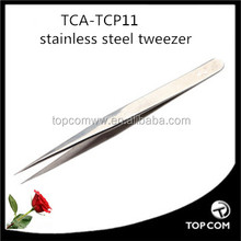 hot brand long eyebrow stamps tweezer