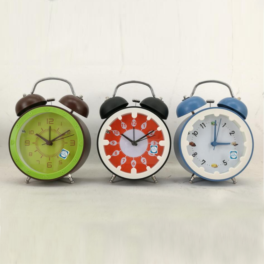 2018 Fashion Industrial Novelty Twin Bell Alarm Clock Buy Elderly Alarm Clock Illuminated Alarm Clocks Pink Alarm Twin Bell Clock Product On Alibaba Com