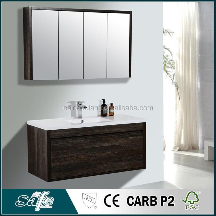 Moderne luxus badezimmer  Mdf Bad Eitelkeit Mit Melamin- Moderne Luxus-badezimmer Design ...