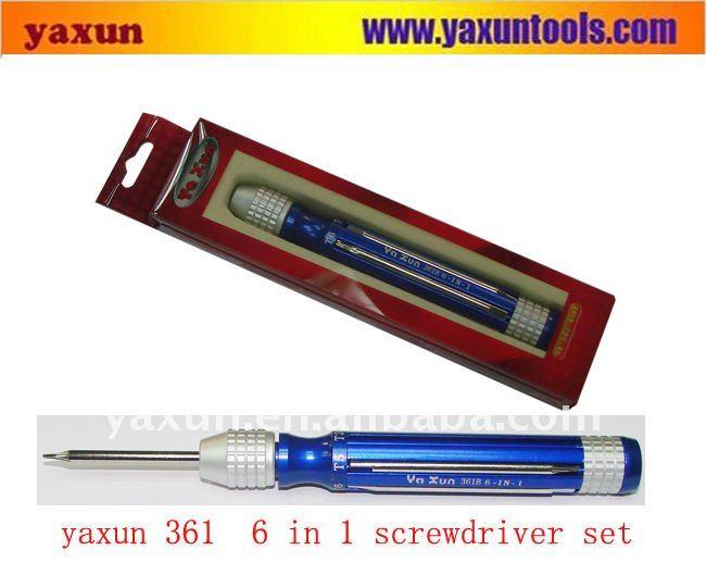 Yaxun 361 Mobile Precision Screwdriver Set
