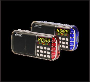 Portable Mp3 Player Digital Am/fm Radio Mini Speaker